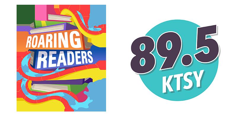 Roaring Readers 89.5 KTSY